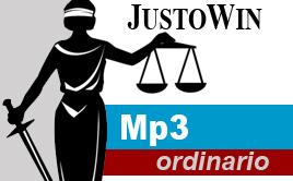 MAGISTRATURA MP3 ORDINARIO 2019/2020