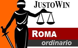 MAGISTRATURA ROMA ORDINARIO 2019/2020