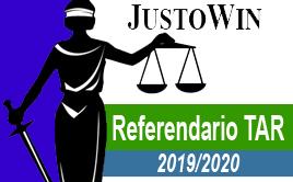 REFERENDARIO TAR 2019/2020