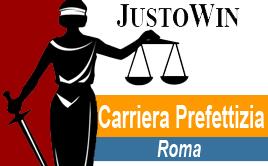 CARRIERA PREFETTIZIA 2019/2020 - ROMA