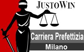 CARRIERA PREFETTIZIA 2019/2020 - MILANO