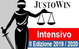 MAGISTRATURA INTENSIVO ONLINE - II EDIZIONE 2019 / 2020